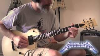 Metallica - Fade to Black Guitar Cover (No Backing Track)