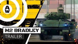 armored warfare m2 bradley fighting vehicle trailer