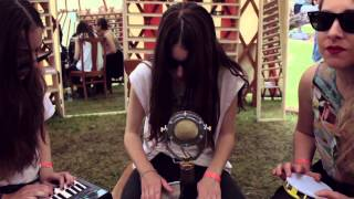 haim go slow acoustic w warby parker