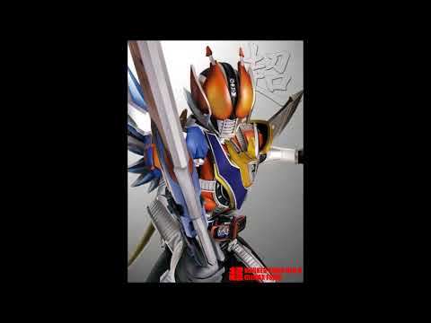Kamen Rider Den-O Climax Form Charge and Up Standby Loop