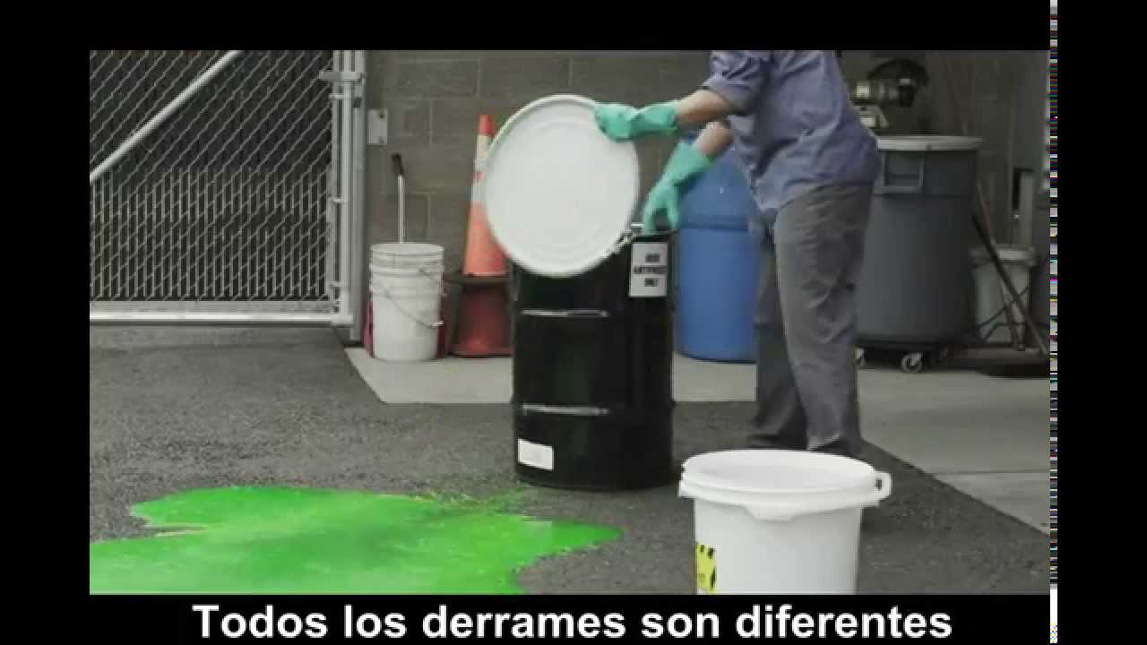 KIT CONTROL DERRAMES / COLOMBIA - YouTube