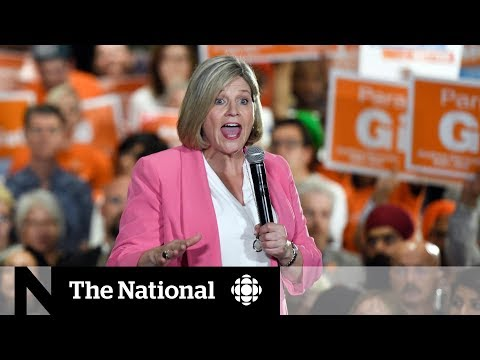 Ontario NDP surges in polls, party feels a win is possible