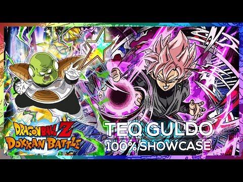 TIME FREEZE! Max SA/100% Orb System TEQ Guldo Showcase | DBZ Dokkan Battle