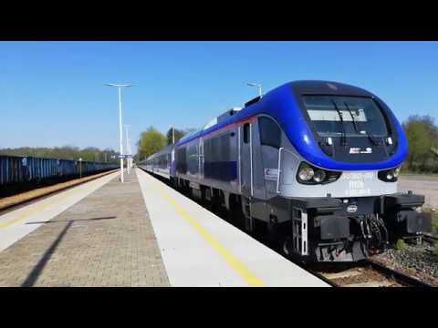 SU160- 010 TLK Inka i SU160-006 TLK Kiev Express