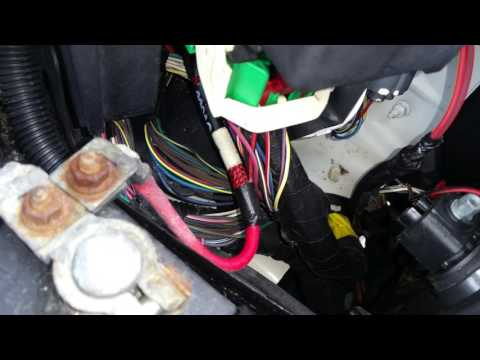 Dodge caliber low beam light not working. . . (Ultimate fix )