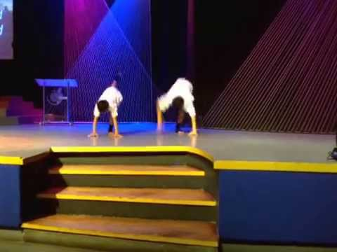 Dance Choreography (Duo) | Stronger Than Thousand Seas by Planetshakers - Church of God Dasmariñas
