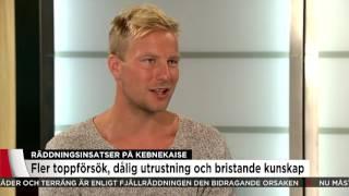 Här är äventyrarens bästa tips - Nyheterna (TV4)