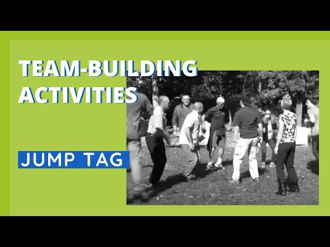 Dynamic Jump & Tag Game to Challenge Everyone - Jump Tag