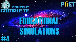 Content Complete Podcast - Educational Simulations With Guest!   #4