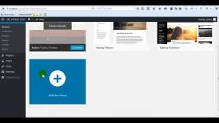 WordPress 4.3 installation