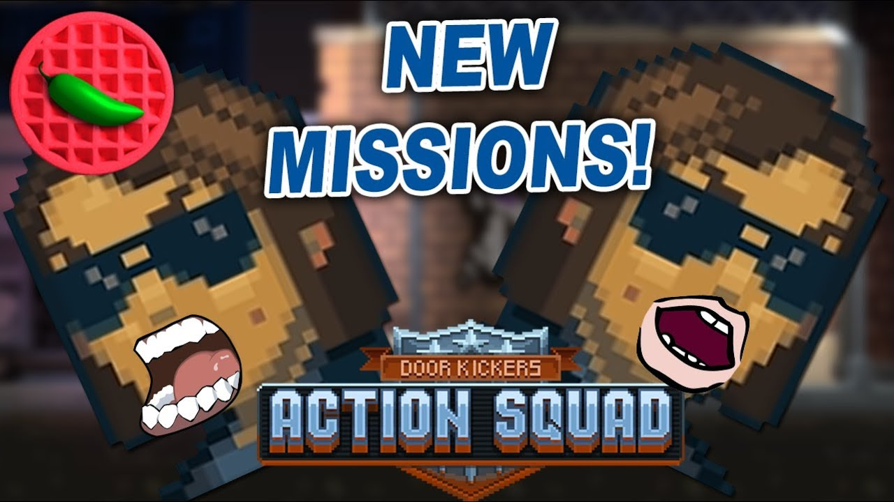 NEW MISSIONS IN NEW YORK! u2013 Door Kickers Action Squad (Local Co-op)(Steam Early Access) & NEW MISSIONS IN NEW YORK! u2013 Door Kickers: Action Squad (Local Co-op ...
