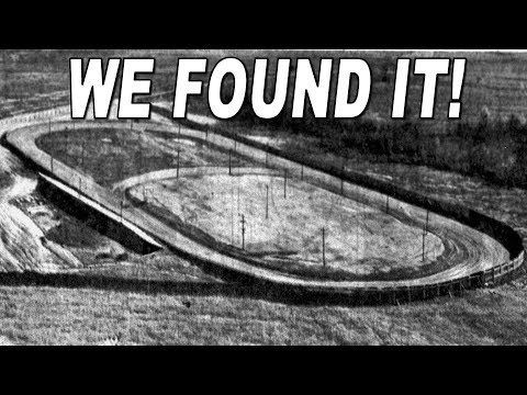 Solving the Mystery of NASCAR's Ghost Track: Air Base Speedway