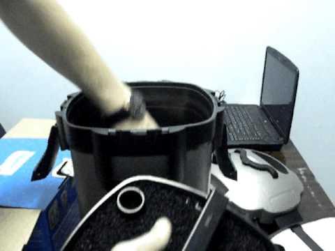 Видео обзор внешнего фильтра Tetratec EX 1200