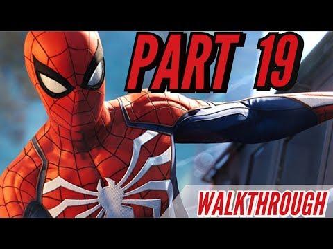 Spider-Man (PS4) Walkthrough PART 19 - GCT - Lets Play Gameplay