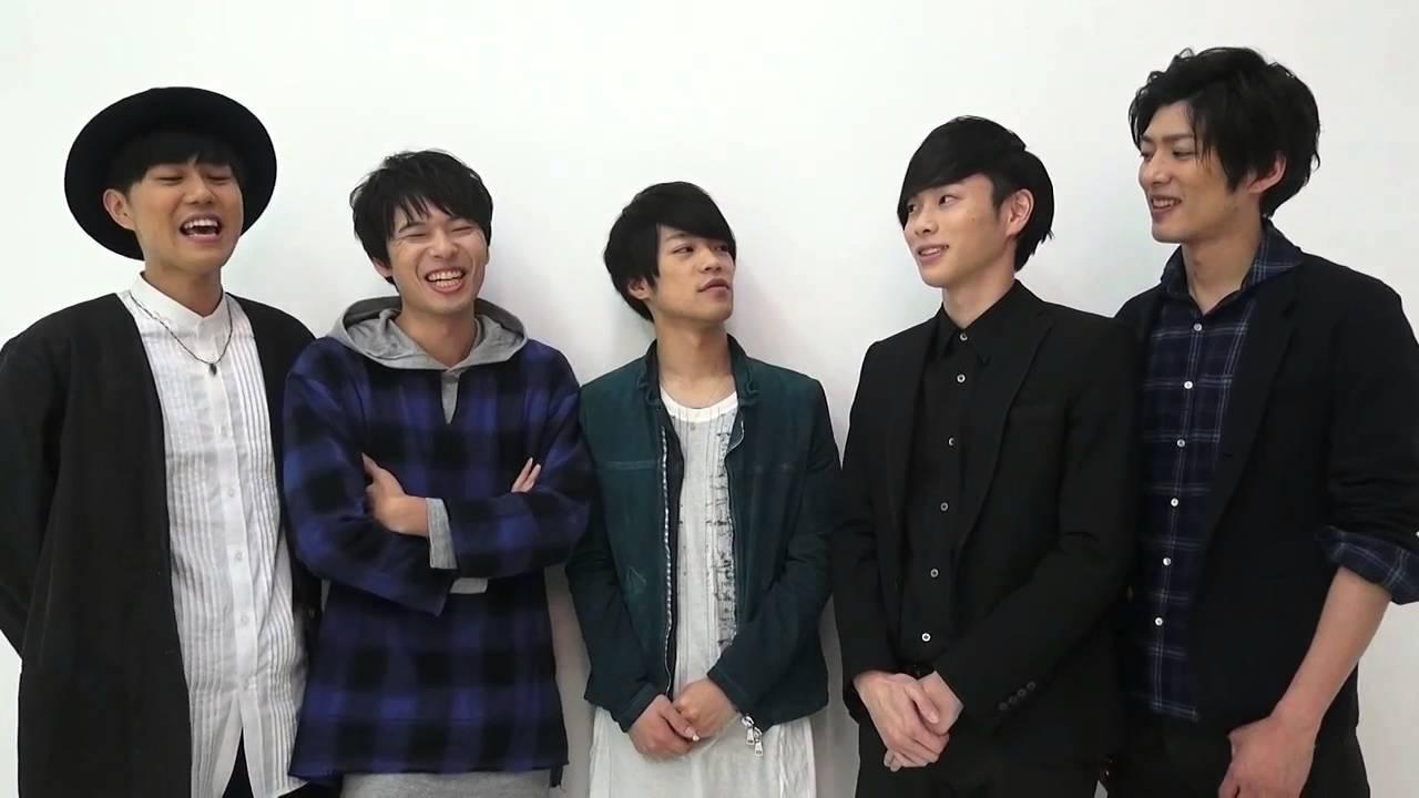 雲水行脚2016」よりメンバーのコメント動画到着! - YouTube