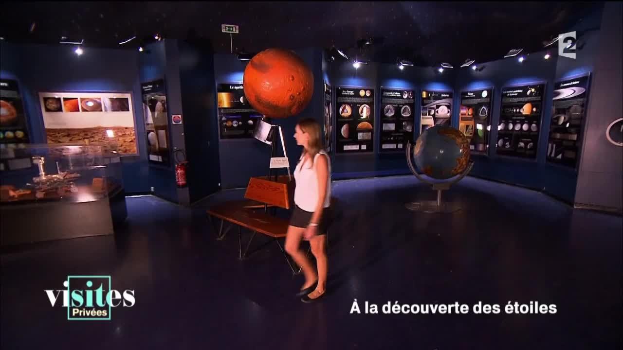 Extrêmement Les planétariums à la Découverte et à la Cité des Sciences  CH71