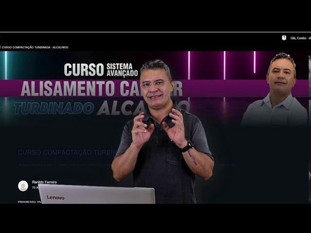 APRESENTAÇÃO DO CURSO AVANÇADO DOS ALISAMENTOS