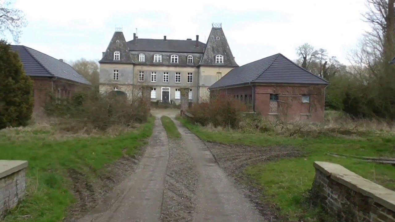 Lost Places Haus Caen bei Straelen am Niederrhein