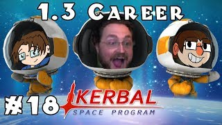 Kerbal Space Program - Heavily Modded 1.3 Career - Ep. 18