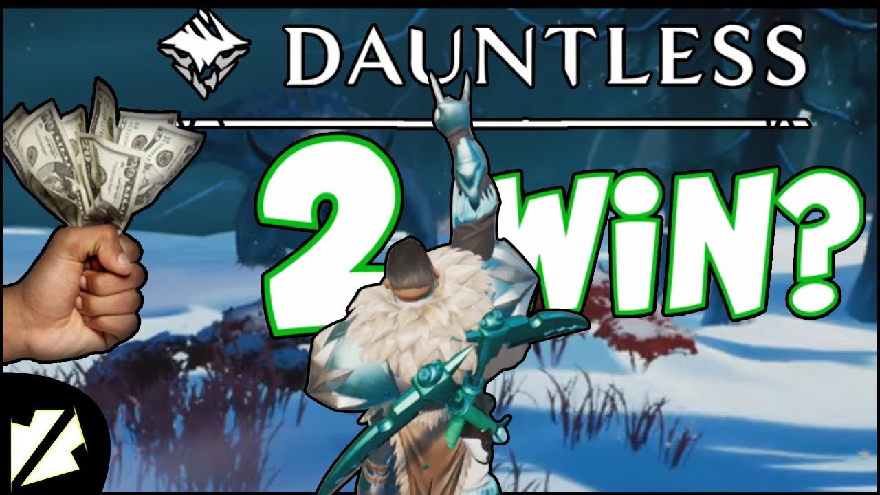 is dauntless pay to win