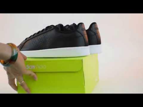 Giày thể thao thời trang nam Adidas Cloudfoam Advantage Clean AW3915