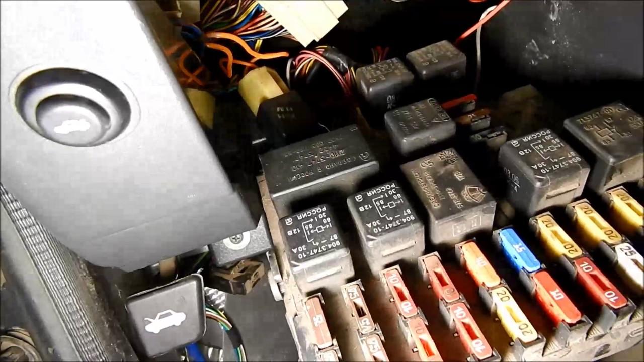 Ремонт ВАЗ 2111. Горе-электрики чуть не сожгли машину.