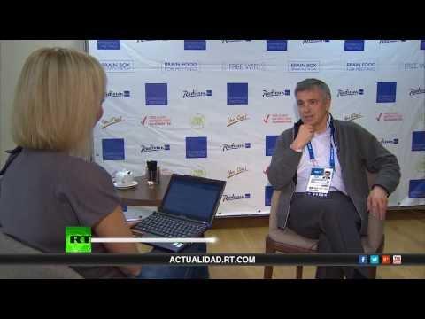 Entrevista con Juan Antonio Samaranch Salisachs, miembro del Comité Olímpico Internacional