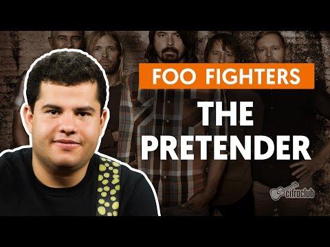 The Pretender - Foo Fighters (aula De Guitarra)