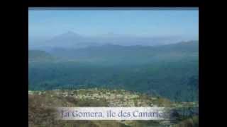 La Gomera, île des Canaries