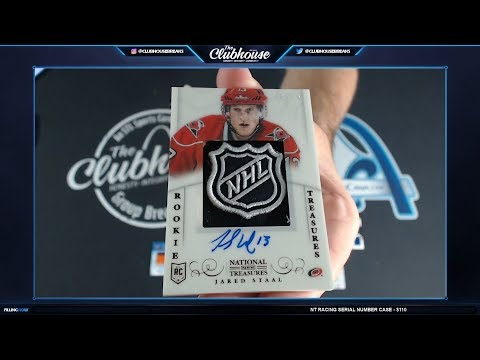 2013-14 National Treasures, Ice & Platinum Hockey Group Break #3047 INSANE HITS