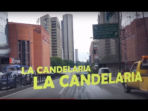 LA CANDELARIA RECORRIENDOLA  Y CONOCIENDO SU  HISTORIA 2 Parte CARACAS VENEZUELA