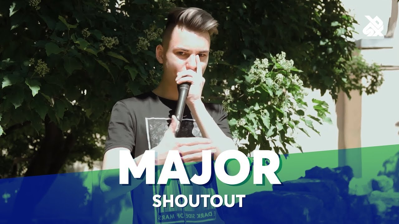 MAJOR  | 16 Year Old Russian Beatbox Newcomer