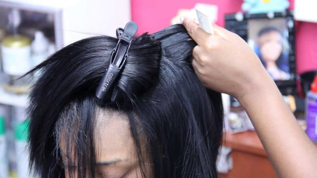 4 dollz only hair tutorial quick weave bob youtube for 4 dollz only salon