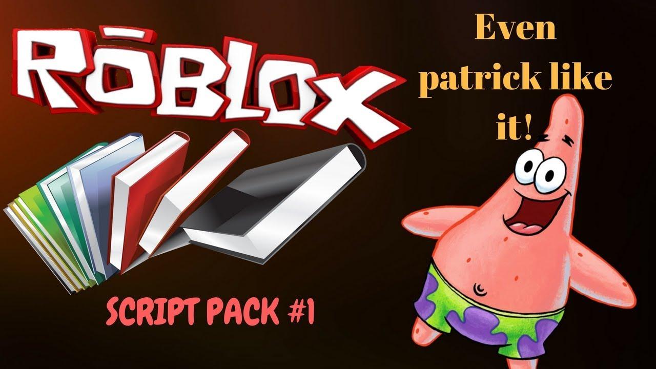script pack roblox