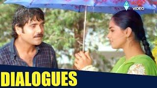 Video Nuvvu Vastavani Back 2 Back All Dialogues - Nagarjuna, Simran download MP3, 3GP, MP4, WEBM, AVI, FLV November 2017