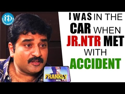 I Was In The Car When Jr NTR Met With...