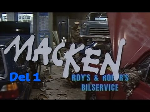 Macken, TV serien - del 1