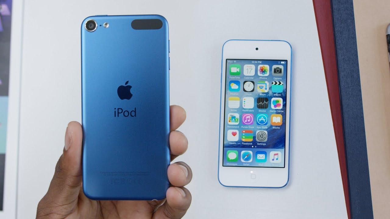 iPod Touch 2015 Review! - YouTube