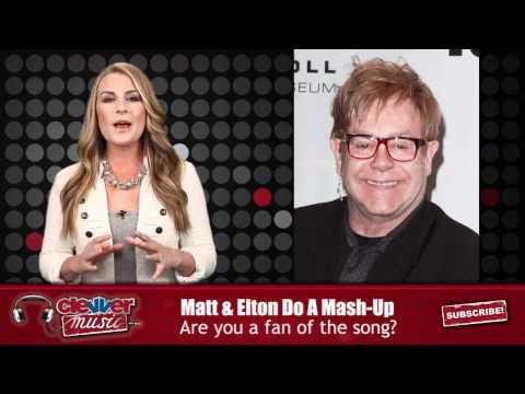 Matthew Morrison & Elton John Duet