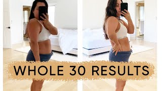 my whole 30 experience (my way) and results (i lost a lot of weight!) recipes, how to, | ELA BOBAK