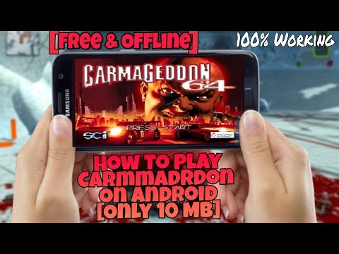 [Only 10 MB] How To Play Carmmadrdon On Android - Highly Compressed - Free & Offline