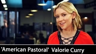 'American Pastoral': Valorie Curry Interview | October 2016