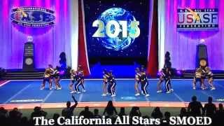 CALI SMOED WORLDS 2015 | DAY 1