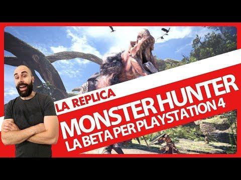 Monster Hunter World Beta: di nuovo sulla breccia (Gameplay ITA)