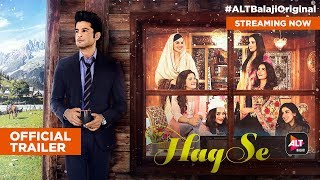 Haq Se Official Trailer Rajeev Khandelwal Surveen Chawla Web Series Streaming Now ALTBalaji