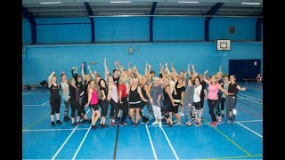 FitSteps Masterclass with Natalie Lowe 16.6.18