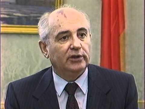 """Горбачев. Интервью газете """"Совершенно Секретно"""" 21.12.1991"""