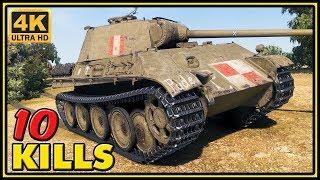 Pudel - 10 Kills - 2026 Exp - World of Tanks Gameplay - 4K Ultra HD Video