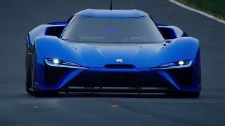 لن تصدق الدولة المصنعة.. الكشف عن أسرع سيارة كهربائية في العالم