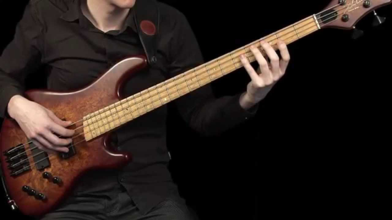 Bass Arpeggios: 6 Exercises For Hand Strength and Dexterity